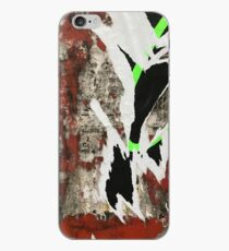 Wall no.30 iPhone Case