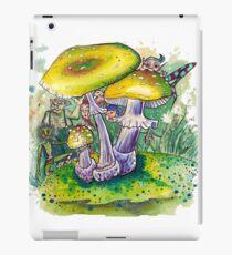 Pilzwald - Fairy tale iPad-Hülle & Klebefolie