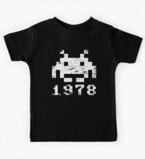 1978 Pixel Retro Kids Clothes