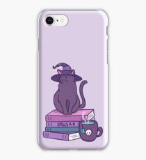 Feline Familiar iPhone Case/Skin