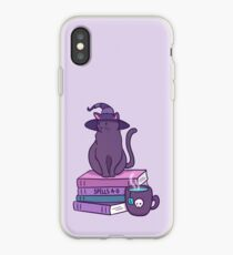 Vinilo o funda para iPhone Felino familiar