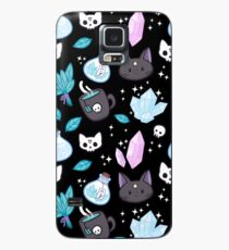 Funda/vinilo para Samsung Galaxy Herb Witch // Black