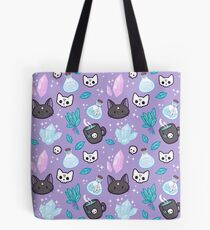 Herb Witch Tote Bag
