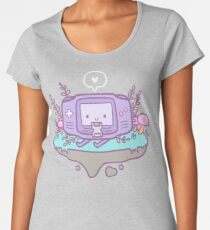 Cutie Gamer Women's Premium T-Shirt