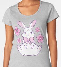 Sakura Bunny 02 Women's Premium T-Shirt
