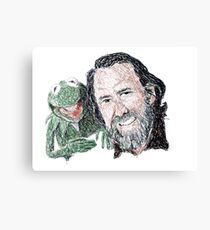Jim Canvas Print