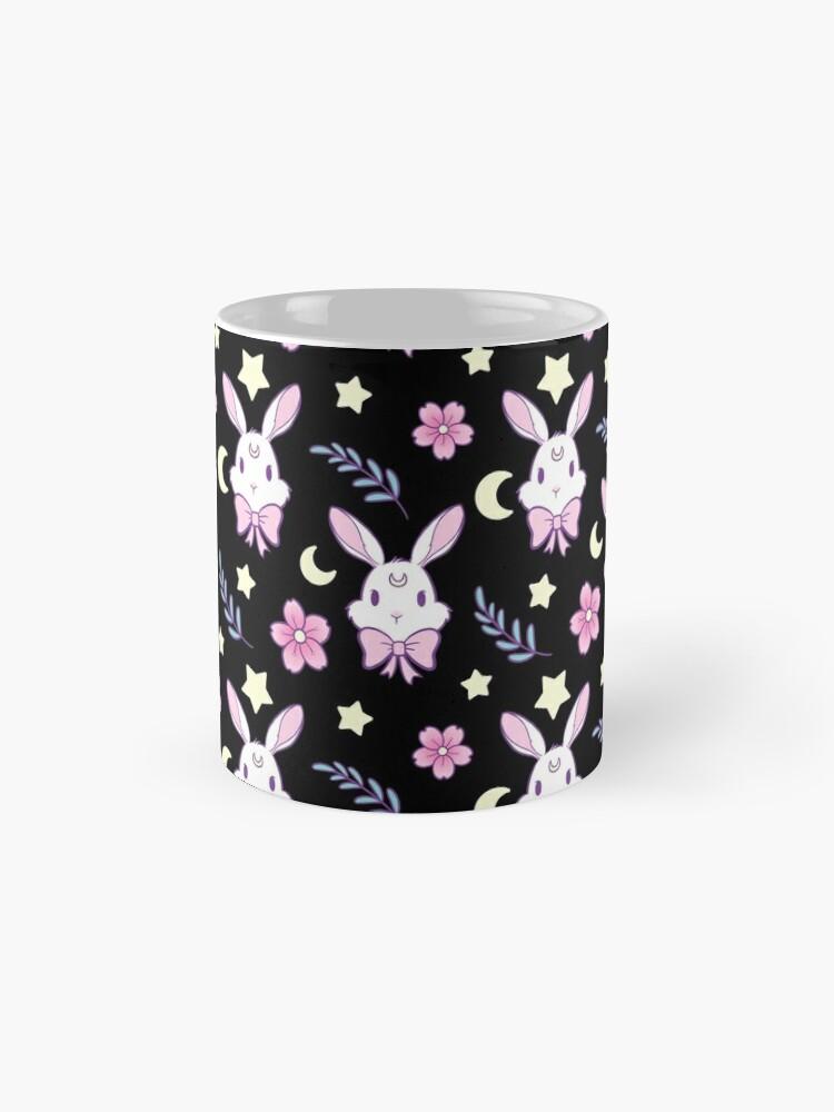 Alternate view of Sakura Bunny Mugs