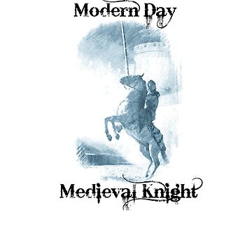 Medieval Knight by fairmaiden7