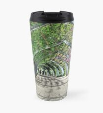 BOUGANVILLEA WALK Travel Mug