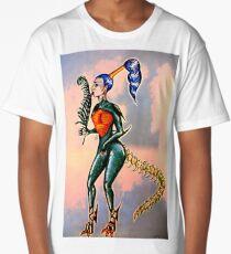prehistoric reptile Long T-Shirt
