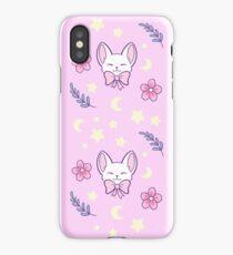 Sakura Cat // Pink iPhone Case/Skin