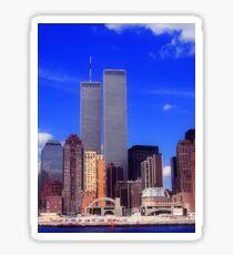 Twin Towers 1994 Sticker
