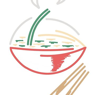 Noodle Bowl by JamesPSilk