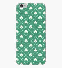 Shamrock On! - emerald iPhone Case