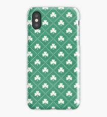 Shamrock On! - emerald iPhone Case/Skin