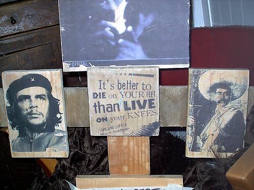 leyendas tribute wall art by embrace