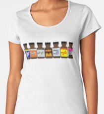 Poppers! Your Weekly Survival Kit. Women's Premium T-Shirt