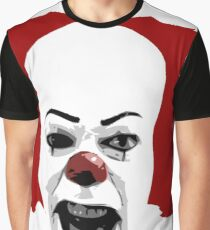 Pennywise, IT Graphic T-Shirt