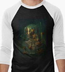 The Sunspot Baseball ¾ Sleeve T-Shirt
