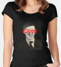 Jacob Rees- Mogg Women's Fitted Scoop T-Shirt