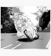 IOM TT Graphic Novel Poster