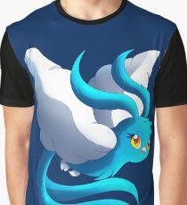 SN: Moose- BIO Design - Swablu Graphic T-Shirt