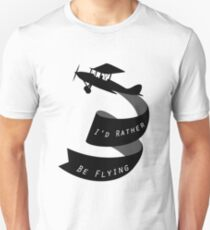 Airplanes Pilot  Funny Flyer Flying Gift T-Shirt