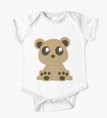 Sweet Teddy bear One Piece - Short Sleeve
