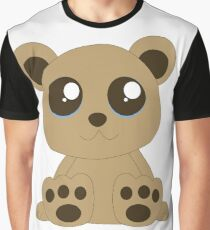 Sweet Teddy bear Graphic T-Shirt