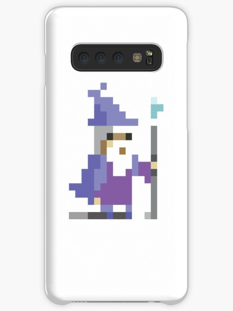 '8-bit Open Source Sorcerer - Programming' Case/Skin for Samsung Galaxy by  blushingcrow
