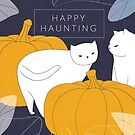Halloween cats by RIN RIN