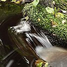 stream, cascade water long exposure by mrivserg