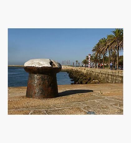 Along the Waterfront at Foz do Douro, Porto Photographic Print