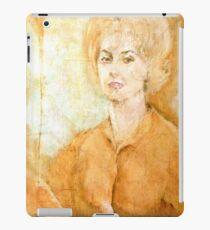 Anne Parker Self Portrait iPad Case/Skin