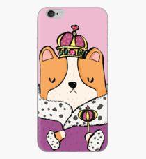 Queen Corgi iPhone Case