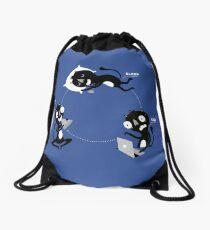 Sleep, Code, Eat - Programming Drawstring Bag