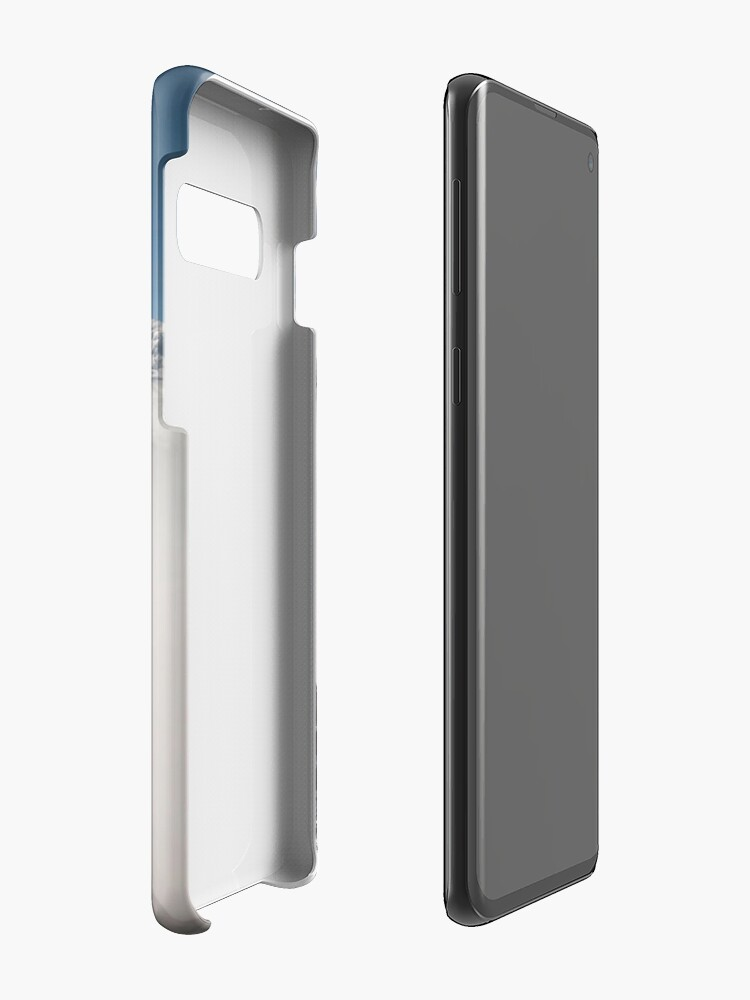 Alternate view of Mont Blanc Case & Skin for Samsung Galaxy