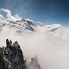 Mont Blanc by Marcel Ilie
