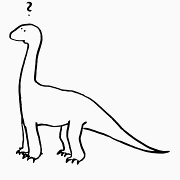 The Quizzical Dinosaur by QuizDinosaur