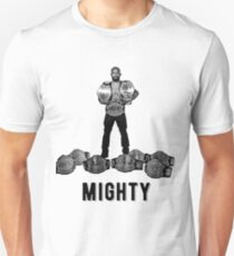 Demetrious Johnson Mighty Mouse Belts T-Shirt