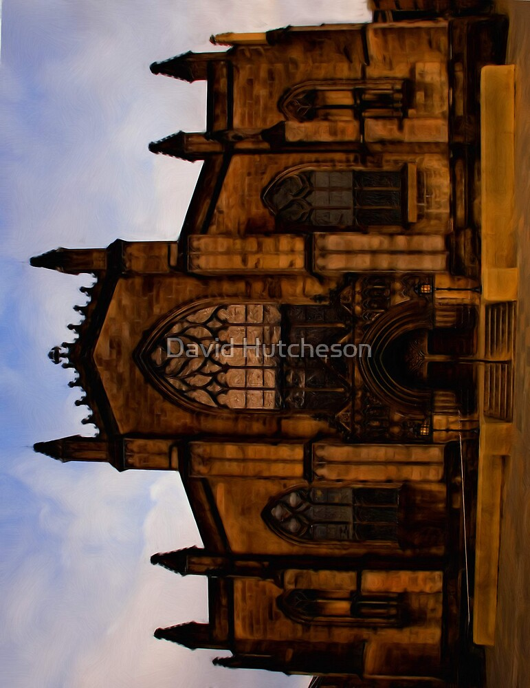 St Giles * by David Hutcheson