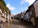 Gold Hill, Shaftsbury by trish725