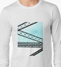 Crossing The Sky Long Sleeve T-Shirt