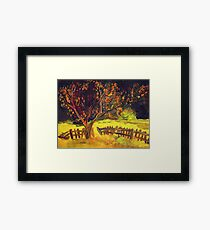 autumn  Framed Print