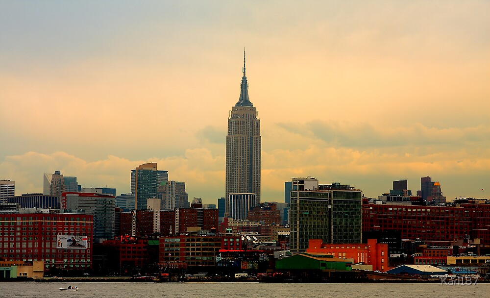 New York, New York by Karl187