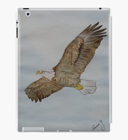 The Bald Eagle iPad Case/Skin