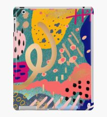 Back to the 80s iPad Case/Skin