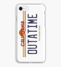 Outatime Phone Case iPhone Case/Skin