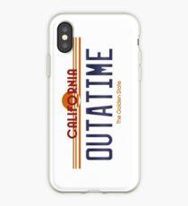 Outatime Phone Case iPhone Case