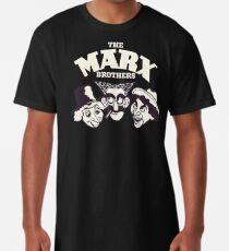 Camiseta larga Los hermanos Marx